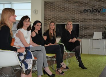 enjoy.ing and Stanton Chase hosted HR professionals